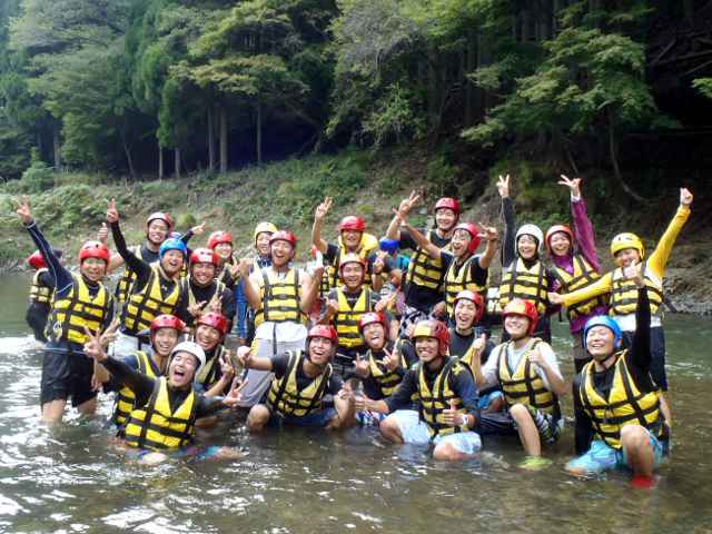 Kyoto Hozu Full-day Rafting