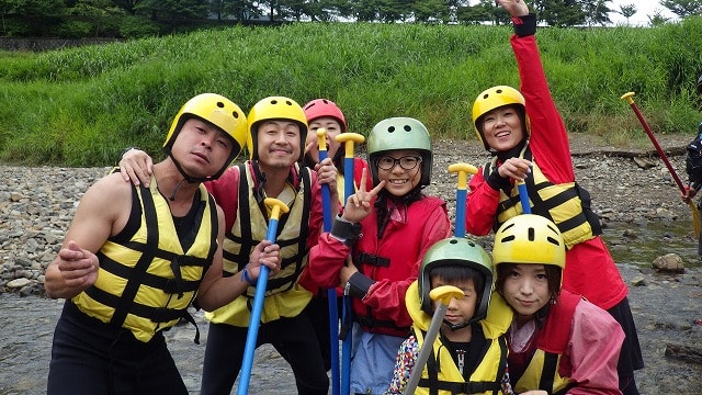 Rafting experience1