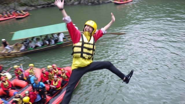 Rafting experience4