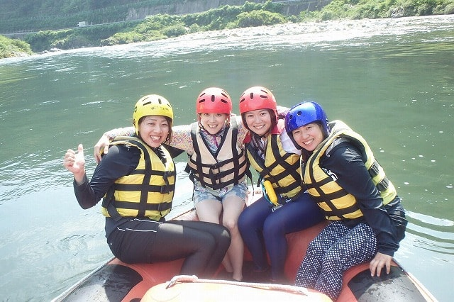 Rafting experience2
