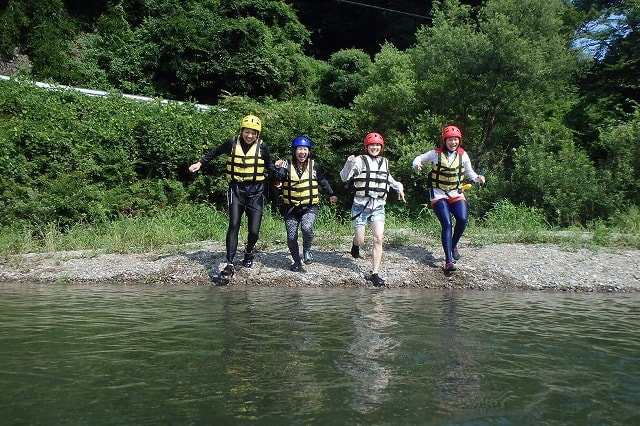 Rafting experience5