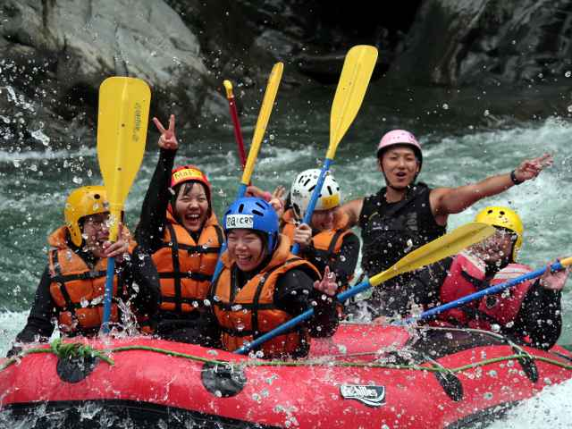 We want you experience the best rafting!