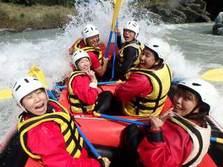 Nagatoro Halfday Rafting