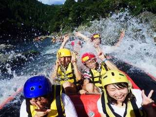 Hozu Fullday Rafting